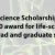 <h2>Axol Science Scholarship 2016</h2><h3><em>$2000 award for life-science undergrad and graduate students</em></h3>